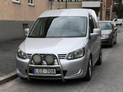 gebraucht VW Caddy 2.0 TDI -11