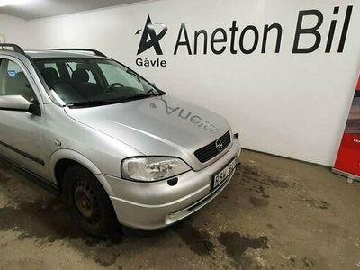 begagnad Opel Astra Caravan 1.6 101hk 0% ränta 0 kontant