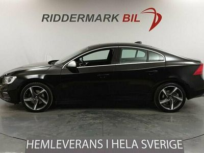begagnad Volvo S60 D4 R-Design Voc Taklucka D-Värm Eu6 190hk