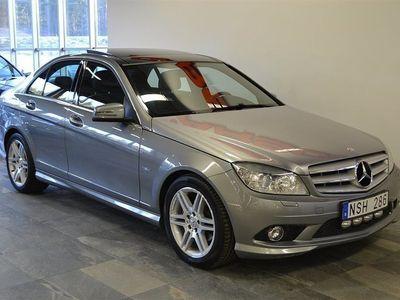 begagnad Mercedes C250 CDI Aut   AMG-pkt   Panorama