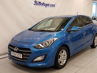 used Hyundai i30 1,6 D Premium -17