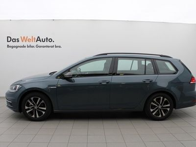 begagnad VW Golf Sportscombi TSI 130/IQ/P-värmare/Drag
