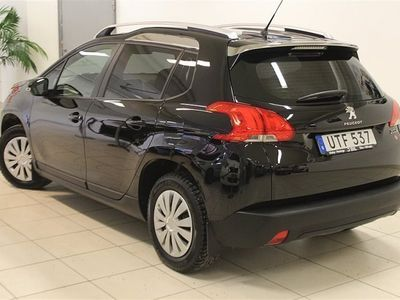 gebraucht Peugeot 2008 Active+ 1,2 VTi 82hk - NYBILSGARANTI