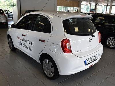 gebraucht Nissan Micra 1.2 80Hk Acenta 5dr Sv.såld
