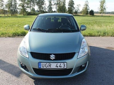 begagnad Suzuki Swift 5-dörrar 1.2 VVT Manuell, 94hk,