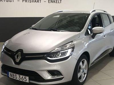 begagnad Renault Clio ClioSPORT TOURER 90 HK TCE INTENS
