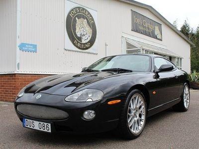 begagnad Jaguar XKR Senaste faceliften, fantastisk!