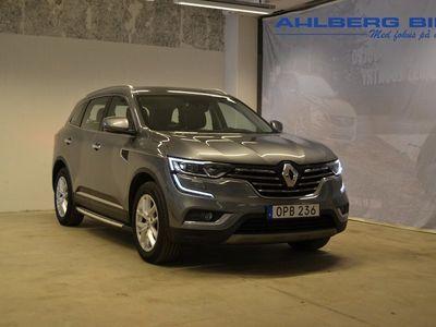 begagnad Renault Koleos Energy dCi 175 Zen A 4WD, Garanti 24 månader, Parkeringssensorer bak, Navigation, Apple Carplay