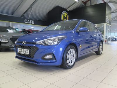 begagnad Hyundai i20 GB 1,25