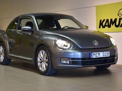 begagnad VW Beetle 1.2 TSI 105hk Premiumpkt Ko -12