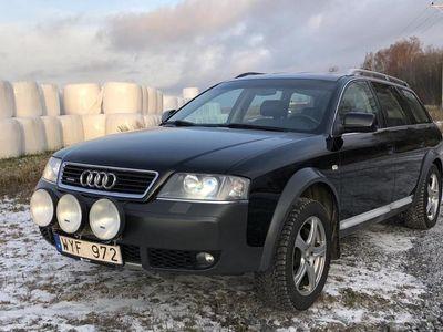 begagnad Audi A6 Allroad 2.5 TDI quattro