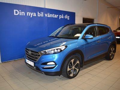 gebraucht Hyundai Tucson 2.0/ A6 4WD Premium/Drag/Euro6
