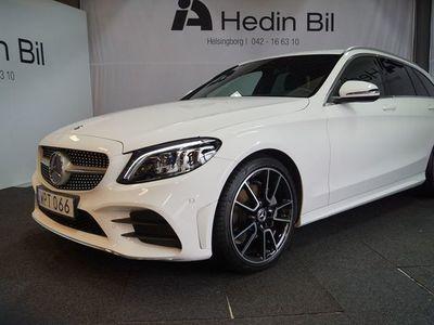 "begagnad Mercedes C220 C-KLASSD Kombi AMG Paket 19"" Alu"