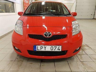brugt Toyota Yaris 5-dörrar 1.33 VVT-i 99hk 0%Ränta -11