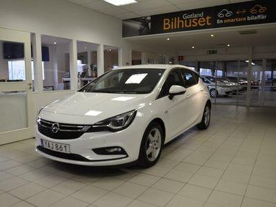 begagnad Opel Astra 1.4 Turbo Dynamic Euro 6