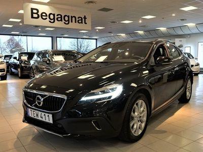 "begagnad Volvo V40 CC T3 Pro Edition, Teknikpaket, Intellisafe Pro paket, Klimatpaket VOC, Navigation, Parkeringskamera, 17"""