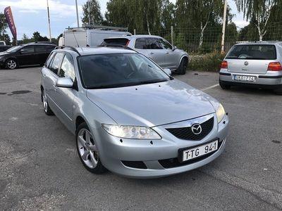 begagnad Mazda 6 Wagon 2.3 Sport 1hk -03