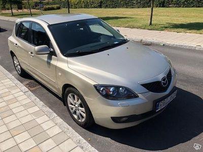 używany Mazda 3 1.6 Exclusive -07