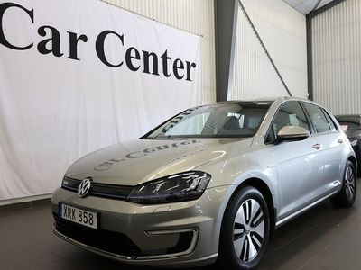 begagnad VW e-Golf 24.2 kWh Single Speed Comfo