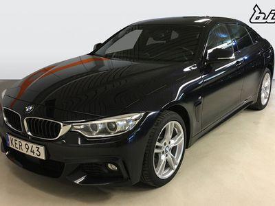 begagnad BMW 430 i xDrive Msport