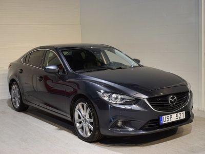 brugt Mazda 6 Optimum Aut 192hk (BOSE, Skinn) -13