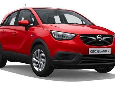 brugt Opel Crossland X Enjoy+ 81hk PRIVATLEASING