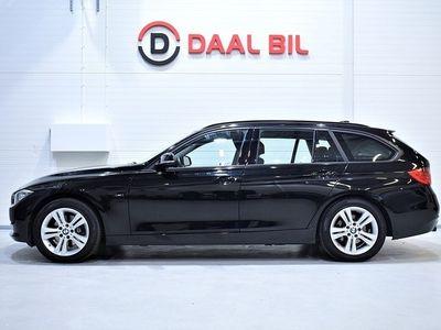 begagnad BMW 320 184HK XDRIVE DRAG FULLSERVAD AUTO