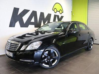 begagnad Mercedes E200 CDI BlueEFFICIENCY Manuell, 136hk