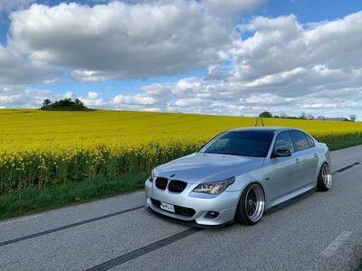 begagnad BMW 530 e60 i