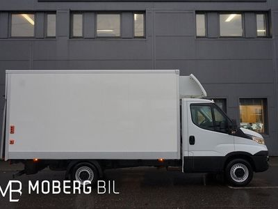 begagnad Iveco Daily 2.3 JTD Aut Volymskåp BG-Lyft Webasto