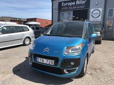 brugt Citroën C3 Picasso 1.4 VTi GLASTAK AUX-USB KAMKEDJA M-VÄR.. 95hk