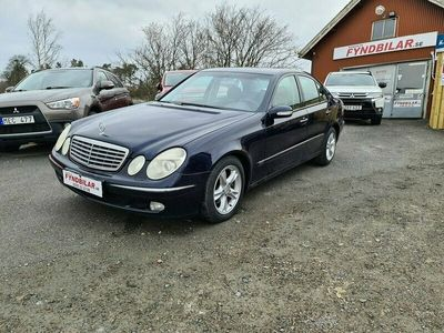begagnad Mercedes E240 177hk | AUT | TAKLUCKA