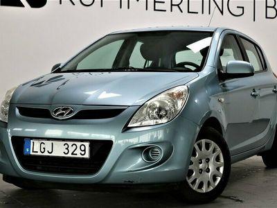begagnad Hyundai i20 1.2 77hk Vinterhjul