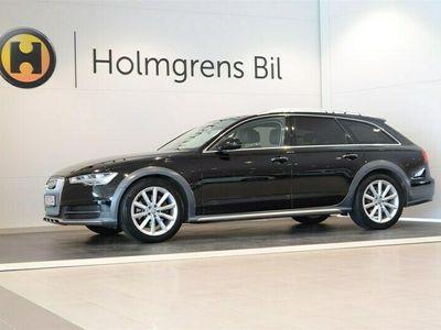 begagnad Audi A6 Allroad 3.0 Quattro - Automat Värmare Drag (218hk)
