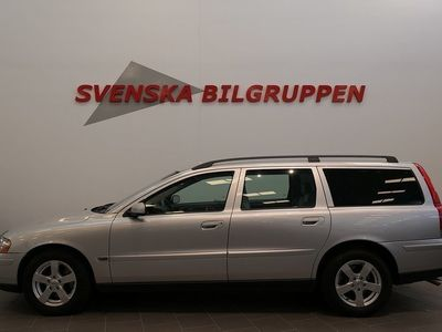 begagnad Volvo V70 2.4 Kinetic Aut Isofix Pdc Svensksåld