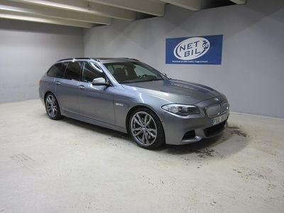 begagnad BMW M550 d xDrive Touring M Sport Euro 6 381hk Välutrustad