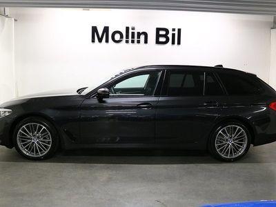 begagnad BMW 520 d xDrive Touring MHEV / Cockpit Pro / 1.95% ränta