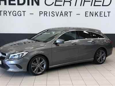 brugt Mercedes CLA200 D (136hk) APPLE CARPLAY / DRAG / EU 6