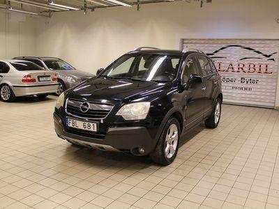 brugt Opel Antara 2.0CDTI AWD AUTO SKINN PDC SVENSK -07
