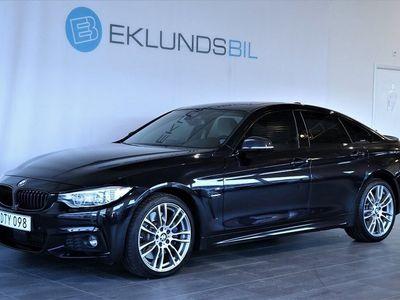 begagnad BMW 430 Gran Coupé d xDrive M-Sport H/K Taklucka (258hk)