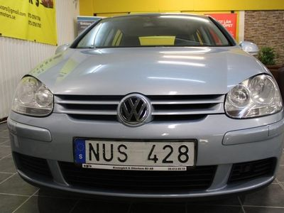 begagnad VW Golf GOLF 1,6 MULTIFUEL