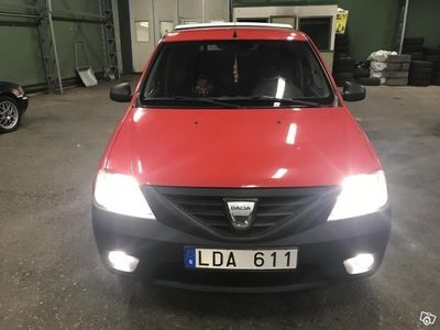 begagnad Dacia Logan 1,5dci Pick Up -11