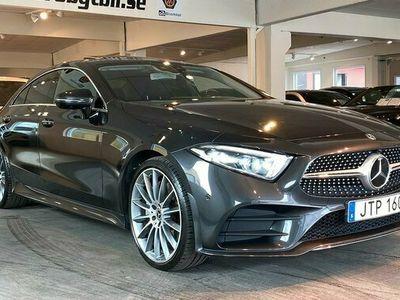 begagnad Mercedes 450 CLS Benz4M Aut Gps Drag Amg 2019, Sportkupé Pris 609 900 kr