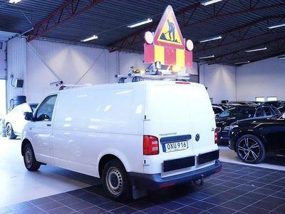 begagnad VW Transporter 2.0TDI 4M LÅNG D-Värm Drag SE SPEC