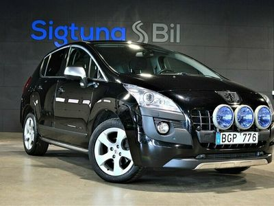 begagnad Peugeot 3008 1.6 e-HDi FAP EGS 111hk