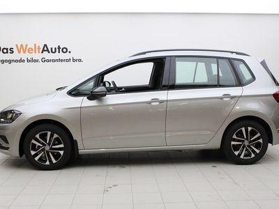 begagnad VW Golf Sportsvan TSI 130hk ACT IQ Drive