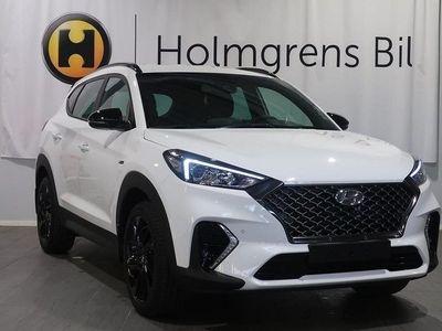 begagnad Hyundai Tucson 2.0 CRDi 185hk Aut. 4WD 48V MHEV N-Line