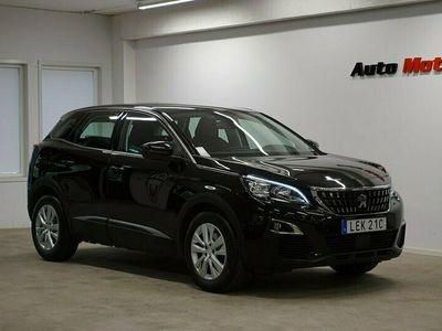 begagnad Peugeot 3008 1.2 PureTech Euro 6 130hk Apple car play 2.95%