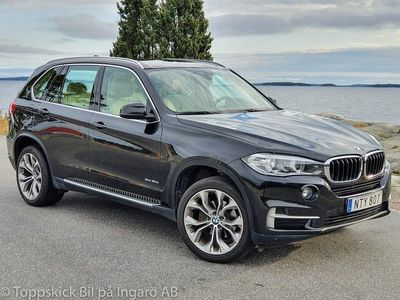 begagnad BMW X5 xDrive30d värmare krok mm -15