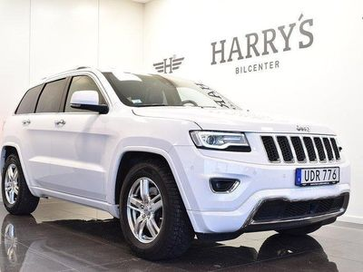 begagnad Jeep Grand Cherokee 3.0 V6 CRD 4WD OVERLAND P